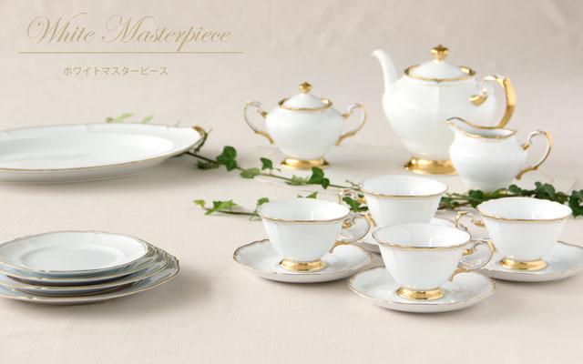 大輪の白いバラ『ホワイトマスターピース』をイメージしたシリーズ ホワイトマスターピース