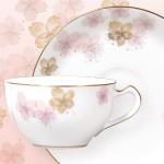 桜カップ&ソーサーシリーズ第3回「初御代桜」