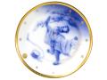 平成28年干支飾り皿「申」