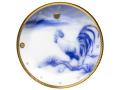 平成29年干支飾り皿「酉」